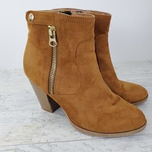 City Classified Ankle Bootie